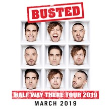 Busted, UK Tour Tickets