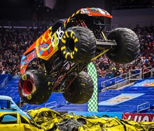 Hot Wheels Monster Trucks Live, Arena Birmingham