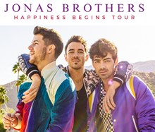 Jonas Brothers, Arena Birmingham