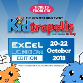 get tickets for kidtropolis the uk s best kid s event excel