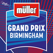 Buy now for Müller Grand Prix Birmingham
