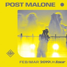 Post Malone, Genting Arena