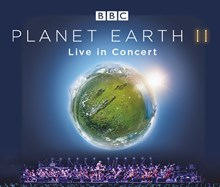 Planet Earth II Live in Concert, Resorts World Arena, Birmingham