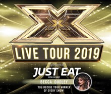 The X Factor Live Tour, Genting Arena