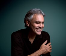 Andrea Bocelli, Genting Arena