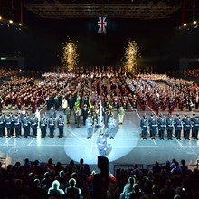 The 2019 Birmingham International Tattoo