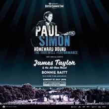 Barclaycard Presents British Summer Time - Paul Simon, Hyde Park, London