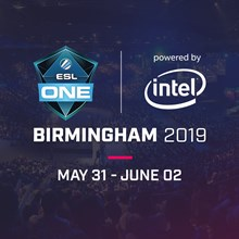 ESL One Birmingham - Dota 2