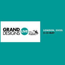 Grand Designs Live, Excel, London