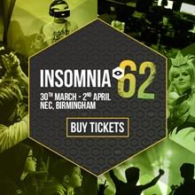 Insomnia 62, The NEC, Birmingham