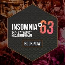 Insomnia63, The NEC, Birmingham