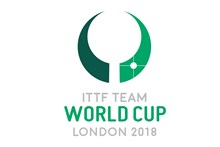 ITTF Team World Cup 2018, Copper Box Arena, London
