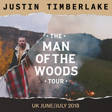 Justin Timberlake, Arena Birmingham