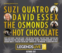 Legends Live, Genting Arena, Birmingham