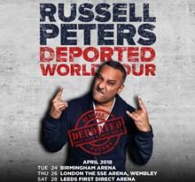 Russell Peters, Arena Birmingham