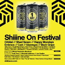 Shiiine On Festival, Genting Arena, Birmingham