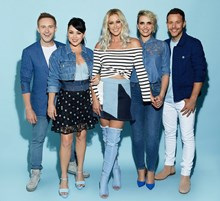 Steps, UK Tour