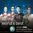 Buy now for Yonex All England Open Badminton Championships